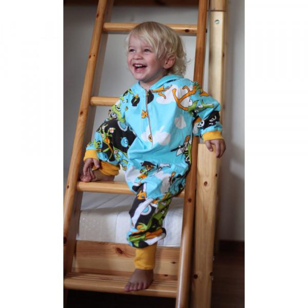 BERNINA Shop Nähkurs - Kinder Pyjama