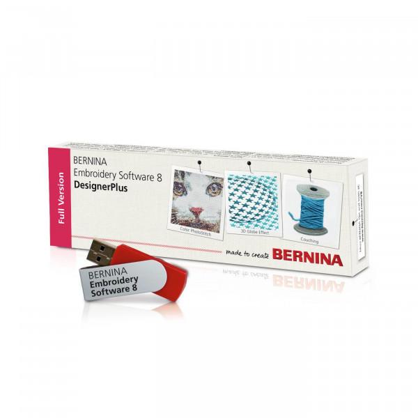 BERNINA Sticksoftware DesignPlus 8