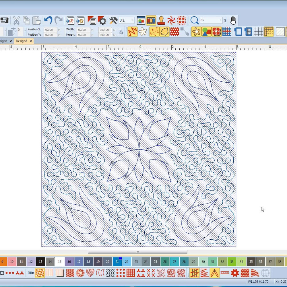 BERNINA-DesignerPlus-Automatisches-Quiltblock-Layout